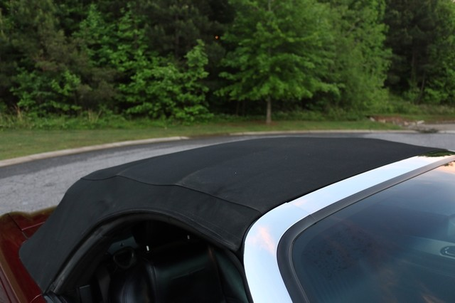 2004 Ford Thunderbird Deluxe Mooresville, North Carolina 76