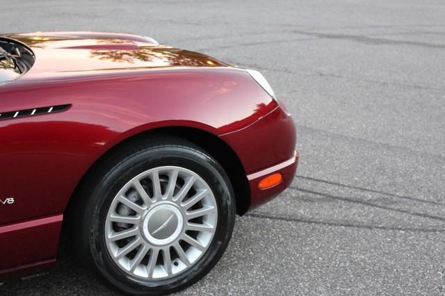 2004 Ford Thunderbird Deluxe Mooresville, North Carolina 65