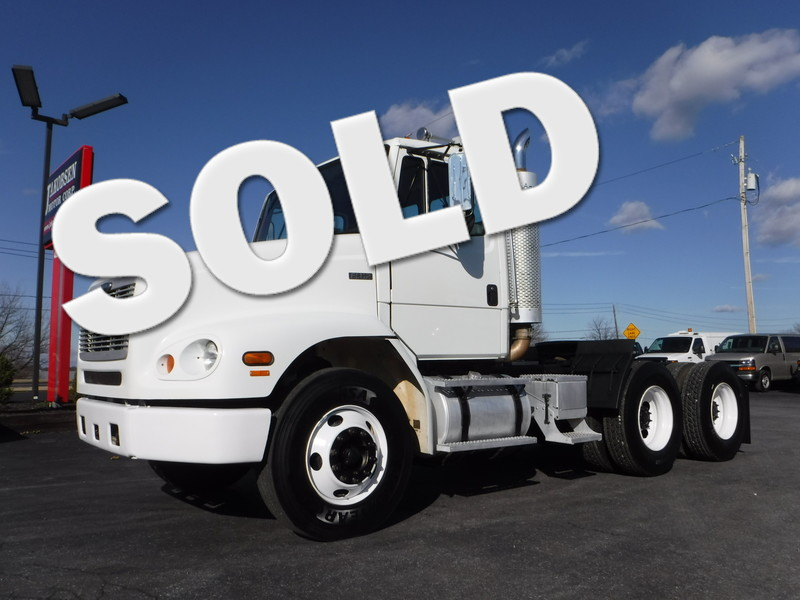 2004 Freightliner FL112 Day Cab Tractor in Ephrata PA