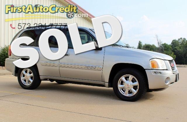 2004 GMC Envoy SLT | Jackson , MO | First Auto Credit in Jackson  MO