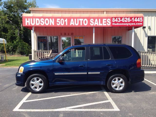 2004 GMC Envoy SLT | Myrtle Beach, South Carolina | Hudson Auto Sales in Myrtle Beach South Carolina
