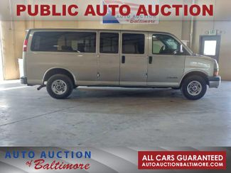 2004 GMC Savana Passenger  | JOPPA, MD | Auto Auction of Baltimore  in Joppa MD