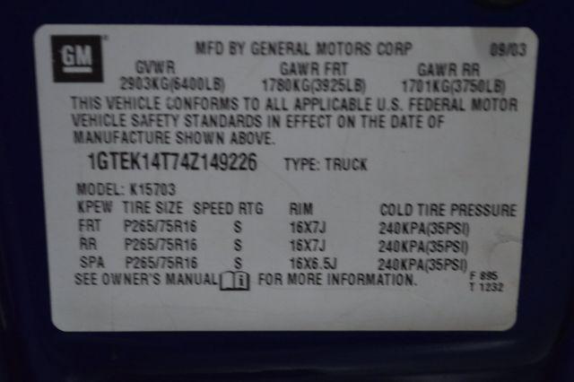 2004 GMC Sierra 1500 SLE Tampa, Florida 22