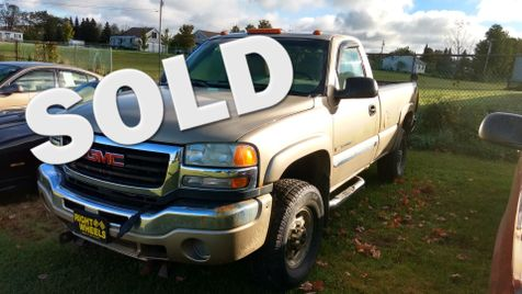 2004 GMC Sierra 2500HD Work Truck in Derby, Vermont
