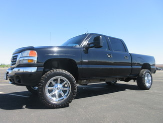 2004 GMC Sierra 2500HD Crew Cab SLT 4X4 in , Colorado