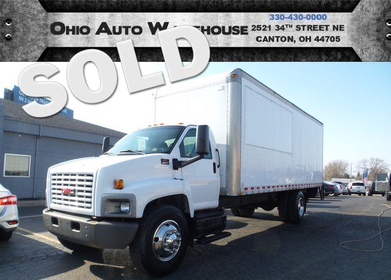 2004 GMC C6500 Diesel 24FT. Box Truck 1-Own We Finance   Canton, Ohio   Ohio Auto Warehouse LLC in Canton Ohio