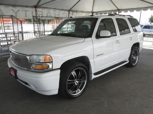 2004 GMC Yukon Denali This particular Vehicle comes with 3rd Row Seat Please call or e-mail to ch