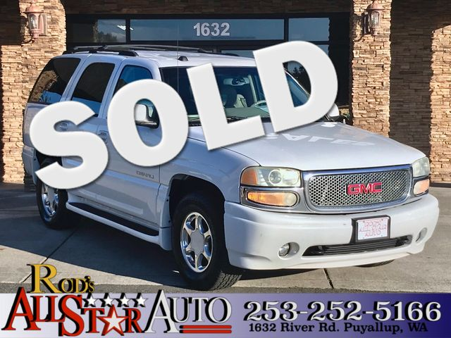 2004 GMC Yukon Denali AWD The CARFAX Buy Back Guarantee that comes with this vehicle means that yo