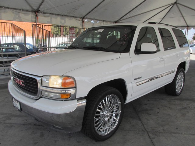 2004 GMC Yukon SLE This particular Vehicles true mileage is unknown TMU Please call or e-mail t