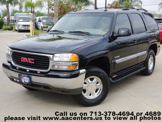 2004 GMC Yukon SLT in Houston TX