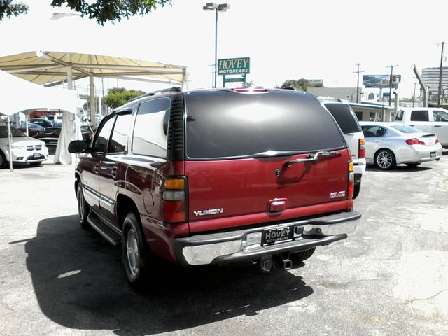 2004 GMC Yukon SLE 3rd Row Seating ,Rear A/C San Antonio, Texas 6