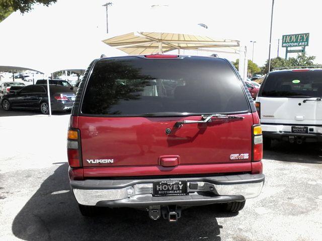 2004 GMC Yukon SLE 3rd Row Seating ,Rear A/C San Antonio, Texas 7