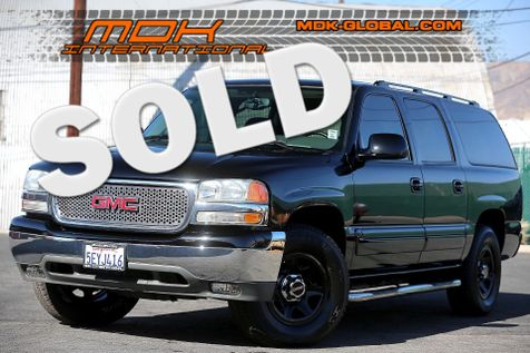 2004 GMC Yukon XL SLE - 3rd row seats - BRAND NEW tires! in Los Angeles