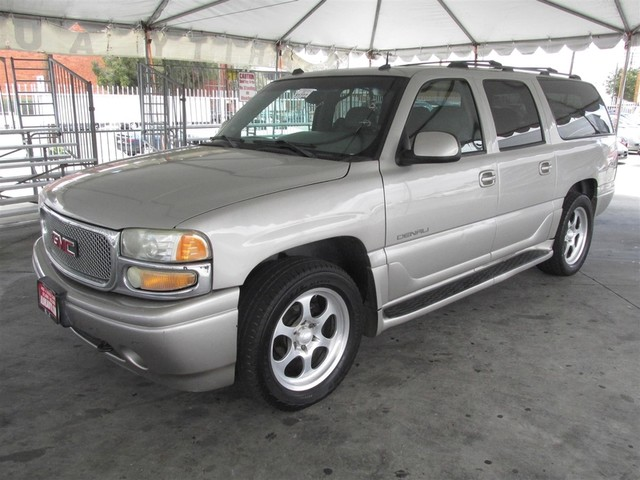 2004 GMC Yukon XL Denali This particular Vehicles true mileage is unknown TMU This particular