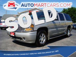 2004 GMC Yukon XL Denali  | Nashville, Tennessee | Auto Mart Used Cars Inc. in Nashville Tennessee