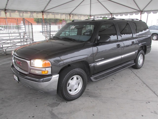 2004 GMC Yukon XL SLT This particular Vehicle comes with 3rd Row Seat Please call or e-mail to ch