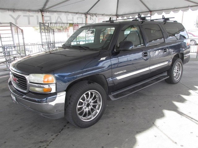 2004 GMC Yukon XL SLE This particular Vehicle comes with 3rd Row Seat Please call or e-mail to ch