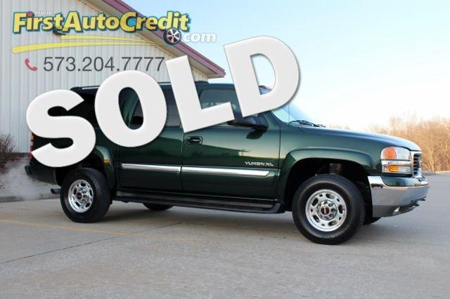 2004 GMC Yukon XL SLT   Jackson , MO   First Auto Credit in Jackson  MO