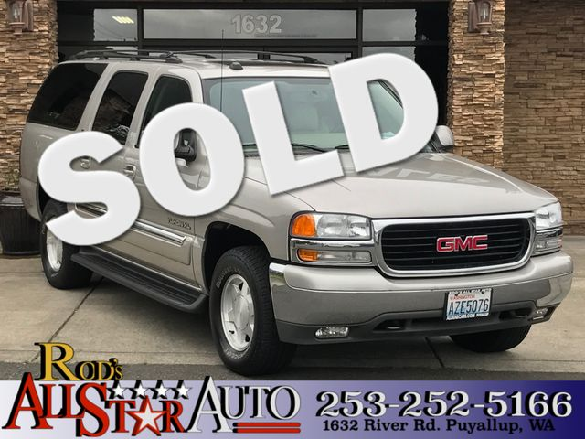2004 GMC Yukon XL SLT 4WD The CARFAX Buy Back Guarantee that comes with this vehicle means that yo