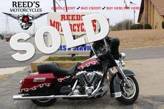 2004 Harley Davidson Electra Glide in Hurst Texas
