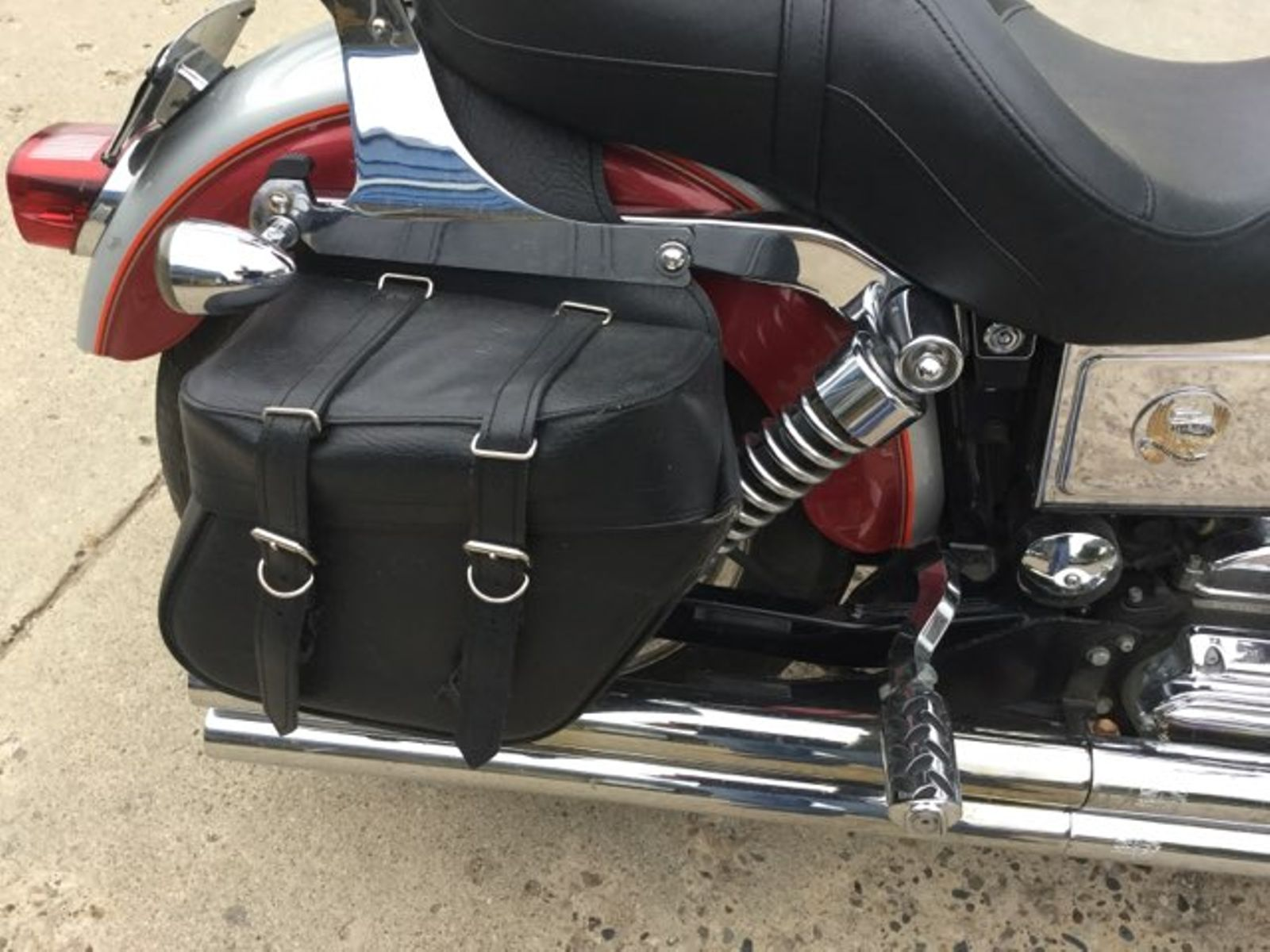... 2004 Harley-Davidson Dyna Glide Low Rider city MN Elite Motors LLC in Lake Crystal