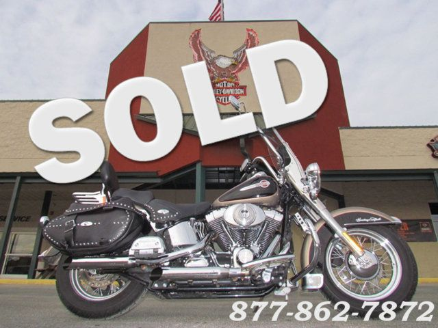 2004 Harley-Davidson FLSTCI HERITAGE SOFTAIL CLASSIC INJECTED HERITAGE SOFTAIL McHenry, Illinois 0