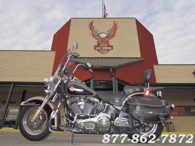 2004 Harley-Davidson FLSTCI HERITAGE SOFTAIL CLASSIC INJECTED HERITAGE SOFTAIL McHenry, Illinois 1