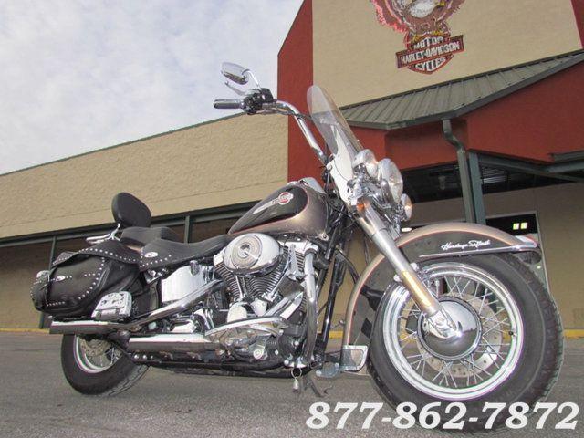 2004 Harley-Davidson FLSTCI HERITAGE SOFTAIL CLASSIC INJECTED HERITAGE SOFTAIL McHenry, Illinois 2