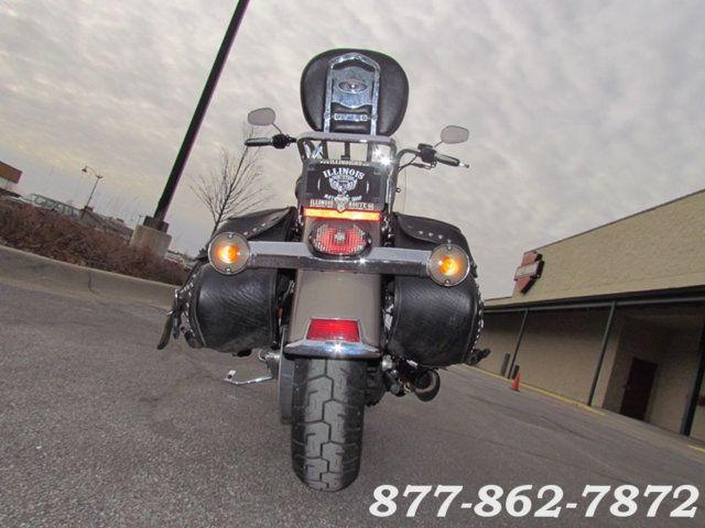 2004 Harley-Davidson FLSTCI HERITAGE SOFTAIL CLASSIC INJECTED HERITAGE SOFTAIL McHenry, Illinois 33