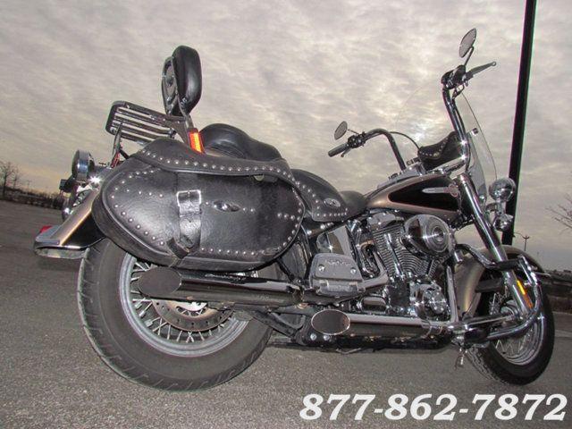 2004 Harley-Davidson FLSTCI HERITAGE SOFTAIL CLASSIC INJECTED HERITAGE SOFTAIL McHenry, Illinois 34