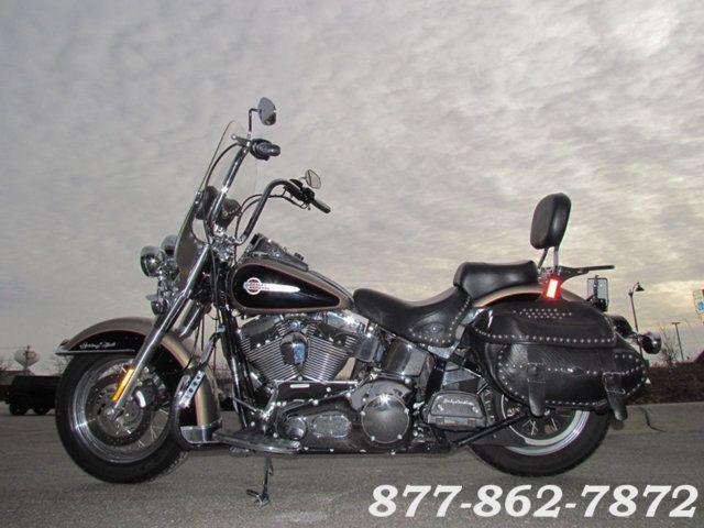 2004 Harley-Davidson FLSTCI HERITAGE SOFTAIL CLASSIC INJECTED HERITAGE SOFTAIL McHenry, Illinois 35