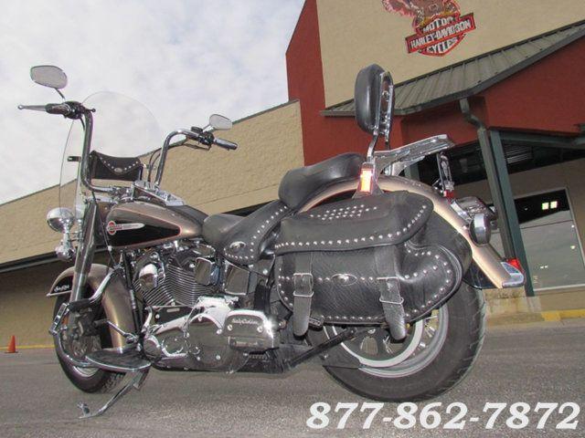 2004 Harley-Davidson FLSTCI HERITAGE SOFTAIL CLASSIC INJECTED HERITAGE SOFTAIL McHenry, Illinois 5