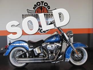 2004 Harley Davidson HERITAGE SOFTAIL FLSTC Arlington, Texas