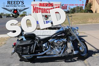 2004 Harley Davidson Heritage Softail in Hurst Texas