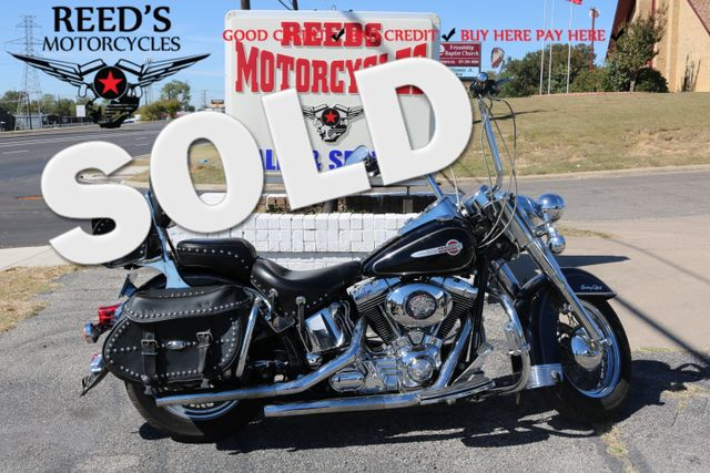 2004 Harley Davidson Heritage Softail  Classic | Hurst, Texas | Reed's Motorcycles in Hurst Texas
