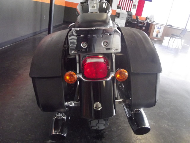2004 Harley-Davidson Road King FLHRS ROADKING CUSTOM Arlington, Texas 8