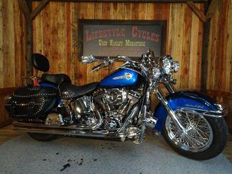 2004 Harley-Davidson Softail® Heritage Softail® Classic Anaheim, California 23