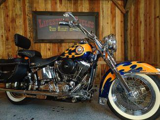 2004 Harley-Davidson Softail® Heritage Anaheim, California 9