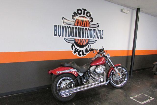 2004 Harley Davidson SOFTAIL FXST Arlington, Texas 1