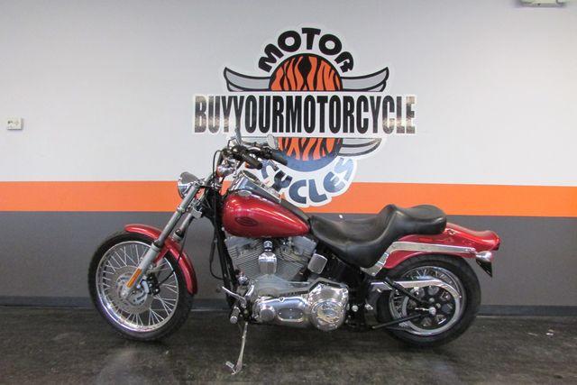 2004 Harley Davidson SOFTAIL FXST Arlington, Texas 20