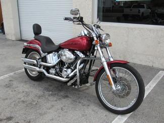 2004 Harley Davidson SOFTAIL DEUCE $144 PER MONTH (WAC) Dania Beach, Florida 1