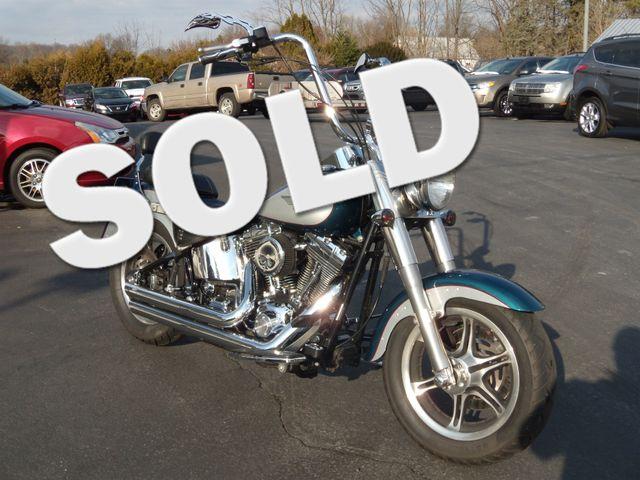 2004 Harley-Davidson Softail® Fat Boy® Ephrata, PA 0