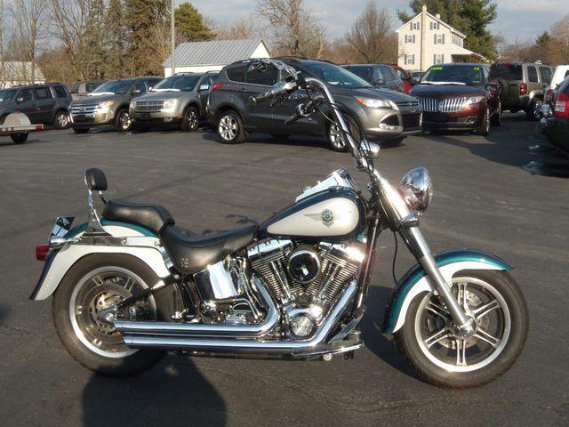 2004 Harley-Davidson Softail® Fat Boy® Ephrata, PA 1