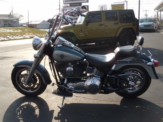 2004 Harley-Davidson Softail® Fat Boy® Ephrata, PA 10