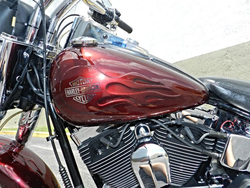 2004 Harley-Davidson Softail Fat Boy Fatboy FLSTFI EXCELLENT CONDITION MUST SEE  city Florida  MC Cycles  in Hollywood, Florida