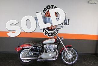 2004 Harley-Davidson Sportster® 883 Custom Arlington, Texas
