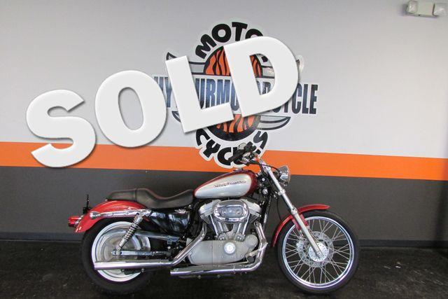 2004 Harley-Davidson Sportster® 883 Custom Arlington, Texas 0