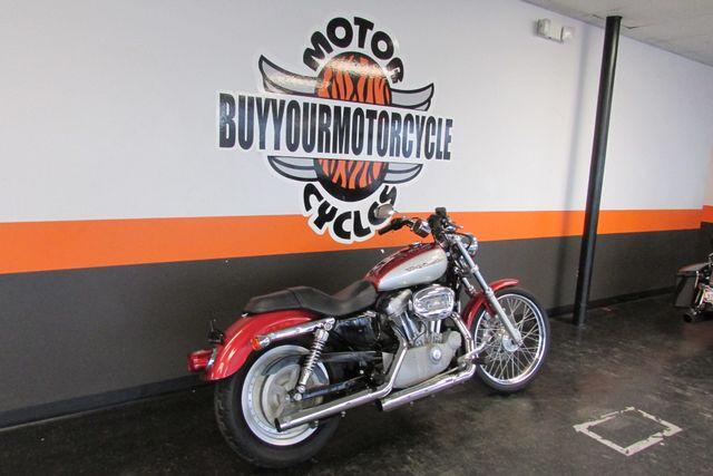2004 Harley-Davidson Sportster® 883 Custom Arlington, Texas 1