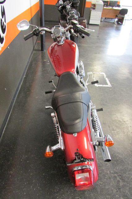 2004 Harley-Davidson Sportster® 883 Custom Arlington, Texas 10