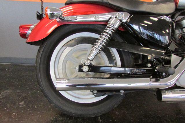 2004 Harley-Davidson Sportster® 883 Custom Arlington, Texas 13